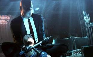 Image promotionnelle du jeu Hitman: Absolution.
