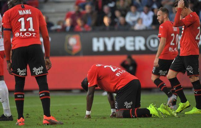 Rennes-Reims: «Une période compliquée» mais pas encore la crise au Stade Rennais