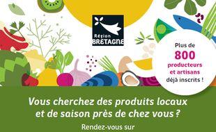 La plateforme qui relie producteurs et consommateurs en Bretagne