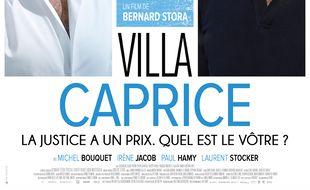 Affiche du film Villa Caprice