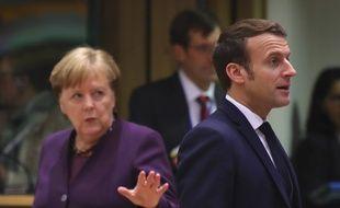 Angela Merkel et Emmanuel Macron ont opté pour une relance forte