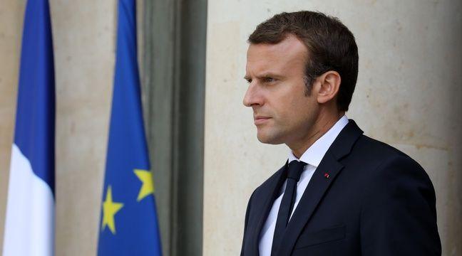 Emmanuel Macron, le 31 août 2017, à Paris. LUDOVIC MARIN – AFP