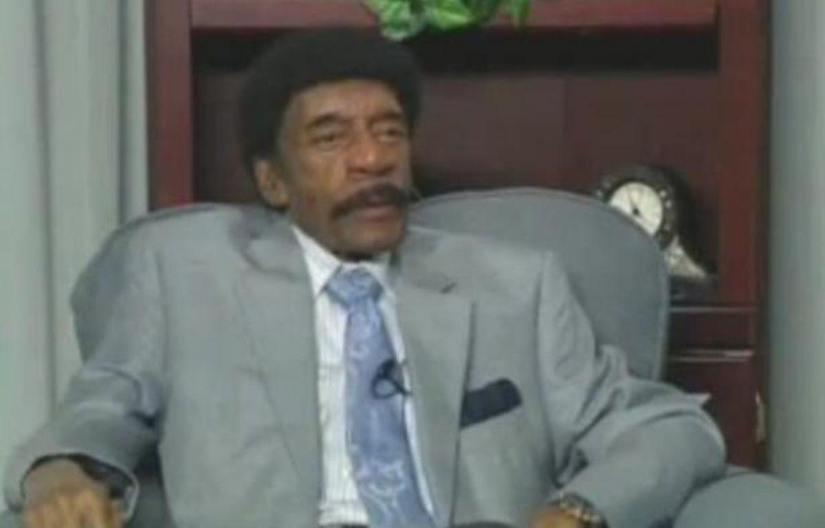 Herb Reed, au cours d'une interview télévisée en 2010. – CAPTURE D'ECRAN / 20 MINUTES