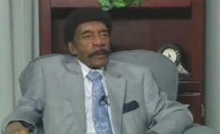 Herb Reed, au cours d'une interview télévisée en 2010.