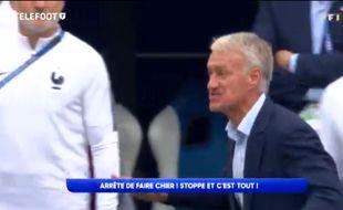 Capture d'écran de TF1