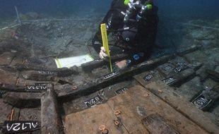 Une épave du XVIe siècle a été retrouvée dans la rade de Villefranche.