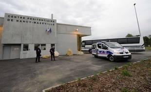 Illustration du centre pénitentiaire de Nancy-Maxéville.