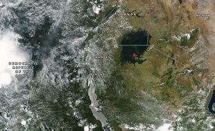 Le naufrage est survenu dans le sud du lac Victoria, près de l'île d'Ukora.