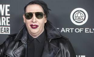 Le rockeur Marilyn Manson