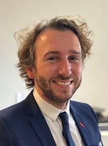 Le Pr Charles Cazanave, infectiologue au service des Maladies Infectieuses et Tropicales du CHU de Bordeaux