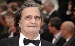 L'acteur Jean-Pierre Léaud à Cannes en 2014