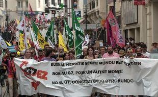 Les opposants au G7 à Biarritz se mobilisent déjà.