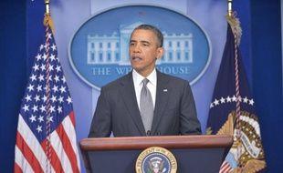 La réforme des lois sur les armes promue par le président Barack Obama a subi mercredi un échec sévère, quatre mois après l'électrochoc du massacre de Newtown, avec le rejet par le Sénat américain d'une mesure activement combattue par le lobby des armes.