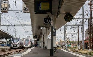 La gare de Toulouse-Matabiau, le 20 octobre 2019.