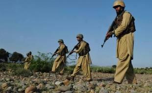 Des talibans, illustration