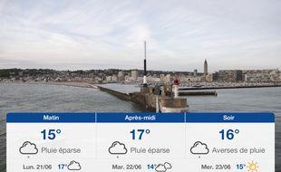 Météo Le Havre: Prévisions du dimanche 20 juin 2021
