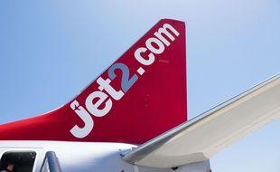 La compagnie britannique à bas coût Jet2 a banni à vie le passager perturbateur. Illustration.
