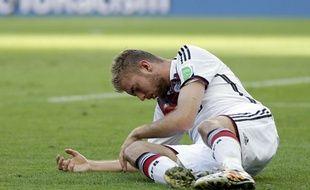 Christoph Kramer lors de la finale de la Coupe du monde le 13 juillet 2014.