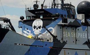 L'association écologique américaine Sea Shepherd a indiqué dimanche utiliser des drones pour traquer et harceler les navires japonais qui pêchent la baleine dans l'océan Austral.