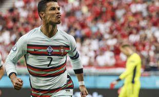 Cristiano Ronaldo, sur le toit de l'Euro.