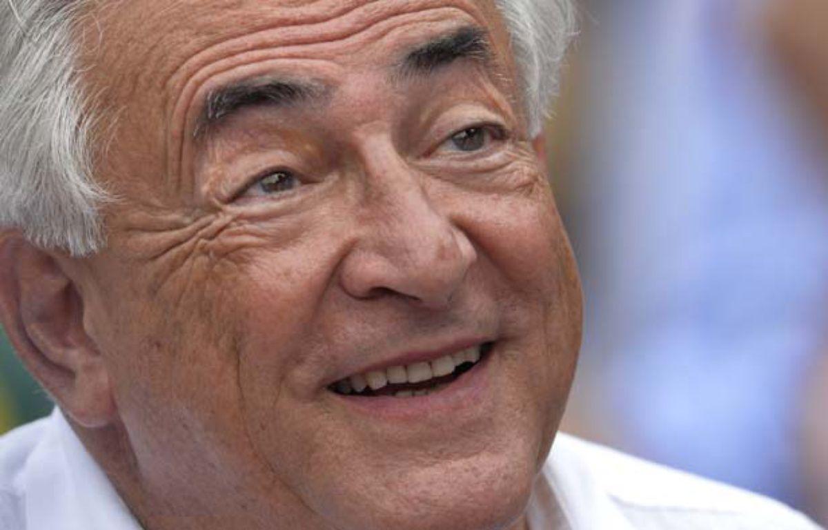 Dominique Strauss-Kahn, le 8 juin 2013. – MIGUEL MEDINA