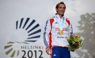 Le perchiste français Renaud Lavillenie a tiré le feu d'artifice de la 5e et dernière journée des Championnats d'Europe d'athlétisme en franchissant 5,97 m, dimanche à Helsinki où l'Allemagne a terminé en tête du tableau des médailles.