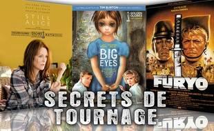 «Big Eyes», «Still Alice» et «Furyo»: Trois films à voir cette semaine.