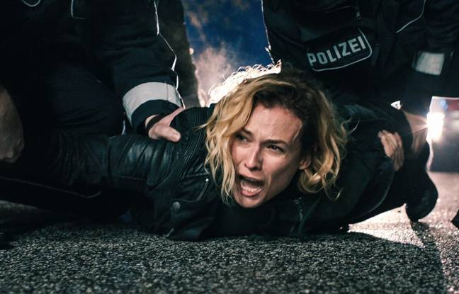 Diane Kruger dans In the fade de Fatih Akin