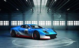 Ligier JS2R : « La JS2R marque le retour de Ligier en catégorie GT.