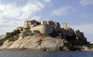 La citadelle de Calvi (Corse) en 2007