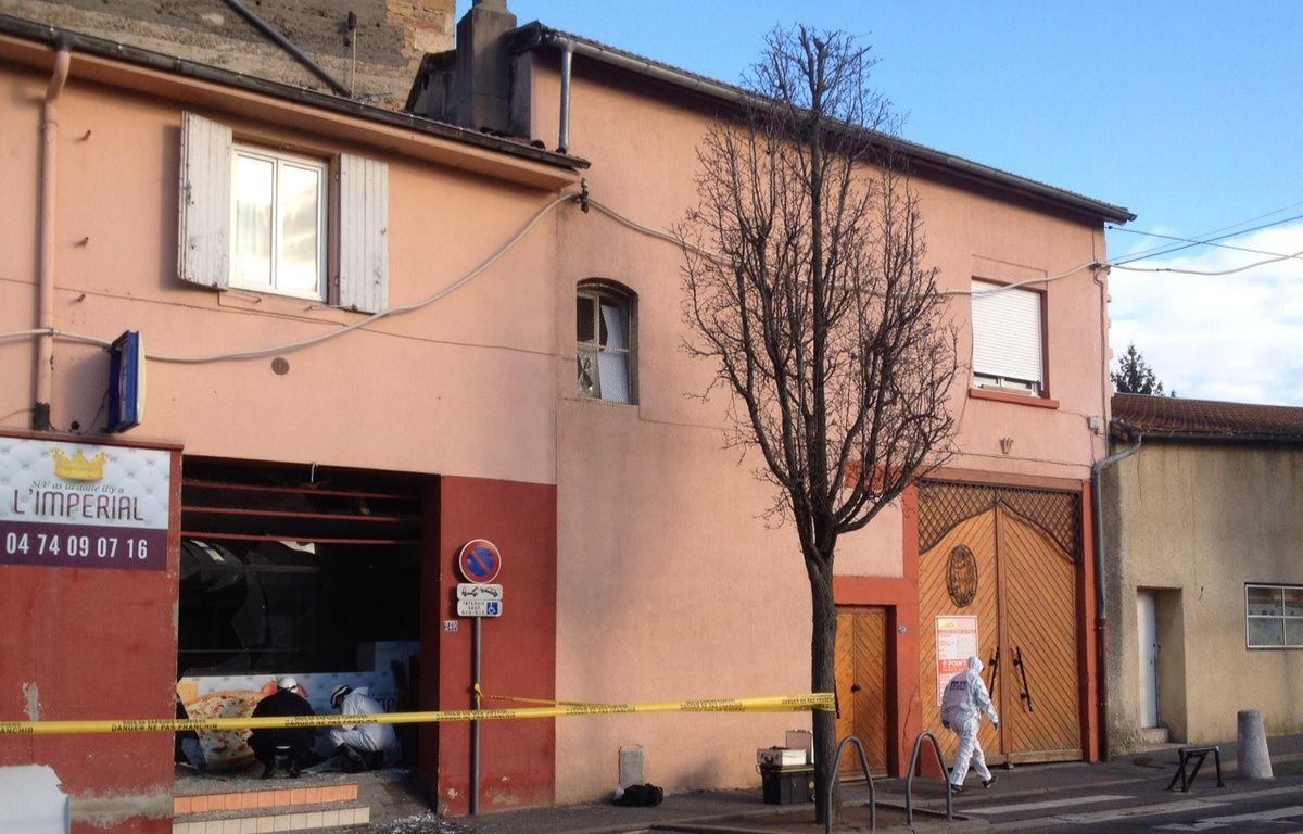 Un kebab voisin de la mosquée de Villefranche-sur-Saône (Rhône) pris pour cible – Elisa Frisullo / 20 Minutes