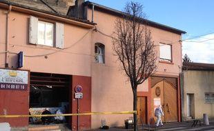 Un kebab voisin de la mosquée de Villefranche-sur-Saône (Rhône) pris pour cible