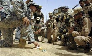 La province chiite de Diwaniyah est passée mercredi sous le contrôle de l'armée irakienne, devenant ainsi la 10e des 18 régions d'Irak que les forces américaines confient aux Irakiens.
