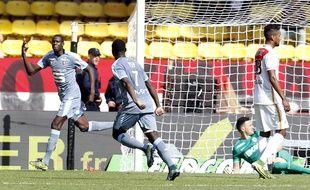 Le but inscrit par Abdoulaye Doucouré à Monaco n'a pas suffi au Stade Rennais.