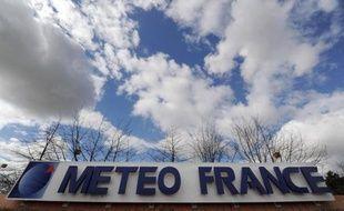 Météo-France à Toulouse, le 4 mars 2014
