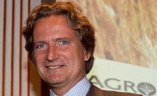 Charles Beigbeder, le 28 mai 2013 à Paris.