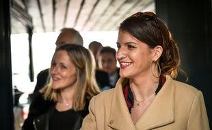 Marlène Schiappa, secrétaire d'Etat chargée de l'égalité hommes-femmes, le 19 février 2018.