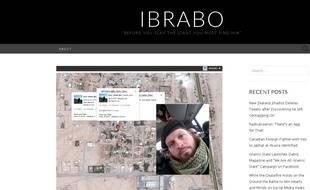 Capture d'écran du site Ibrabo, le 2 janvier 2015.