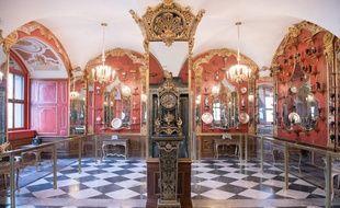 L'une des salles du musée