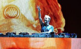 Le DJ Suédois Avicii, de son vrai nom Tim Bergling