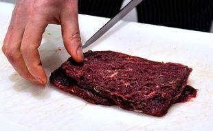Illustration d'un morceau de viande