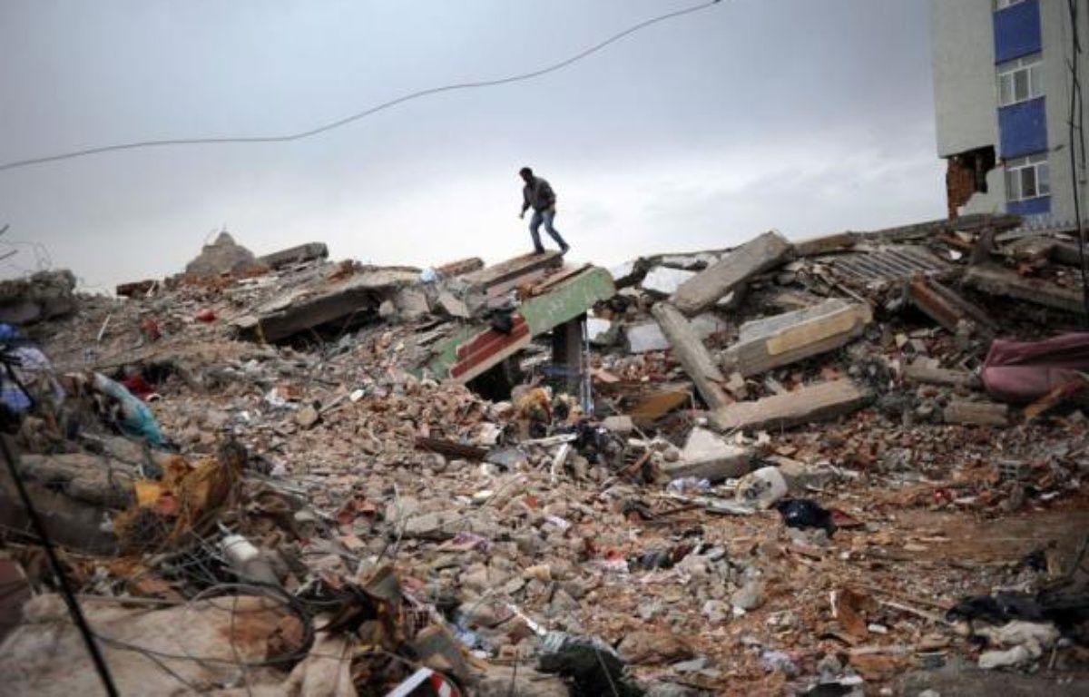 Les télécommunications modernes peuvent sauver des vies en cas de catastrophes naturelles et des procédures concrètes et applicables dans tous les pays, y compris les plus pauvres, doivent être mises en place pour s'y préparer, selon les ministre des TIC réunis jeudi à Genève. – Dimitar Dilkoff afp.com