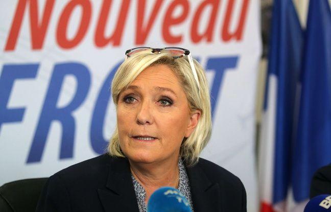 FN: Marine Le Pen veut donner une nouvelle «appellation» au Front national