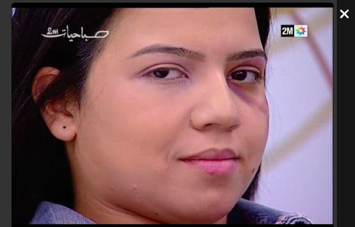 Capture d'écran de l'émission réalisée par Samia Errazzouki, chercheuse et journaliste marocaine. – Samia Errazzouki