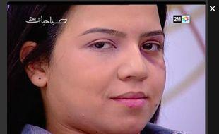 Capture d'écran de l'émission réalisée par Samia Errazzouki, chercheuse et journaliste marocaine.