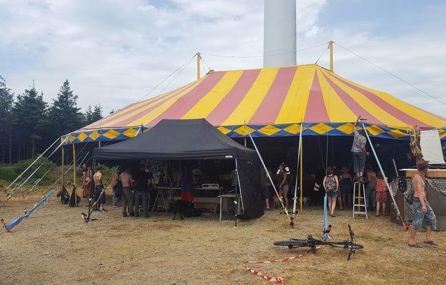 La Free c'est un peu le cirque.