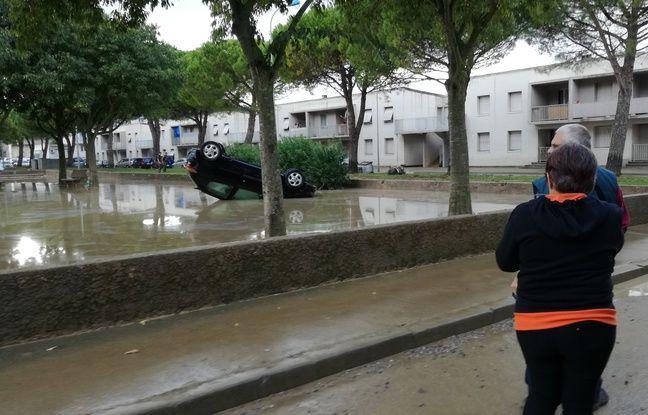 VIDEO. Inondations dans l'Aude: Le maire de Trèbes trouve la polémique sur l'alerte météo «indécente»