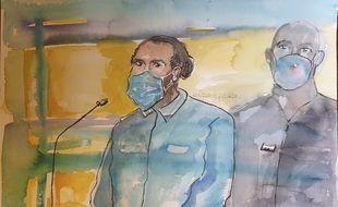 Ayoub El Khazzani est jugé par la cour d'assises spéciales