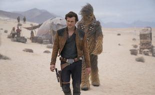 Alden Ehrenreich dans Solo: A Star Wars Story