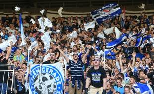 Supporters Racing club de Strasbourg (Archives)